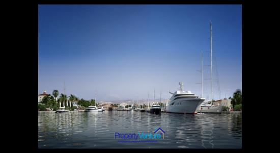 Marina Luxury Waterside Villa Cyprus