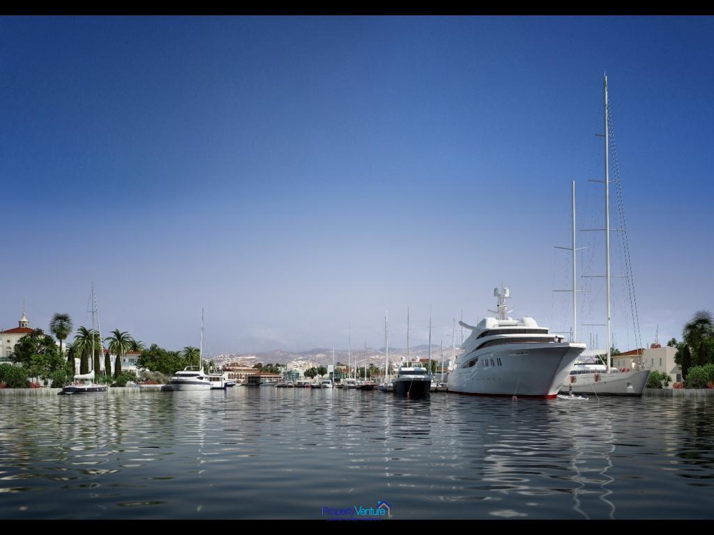 Invest Limassol Marina Villa