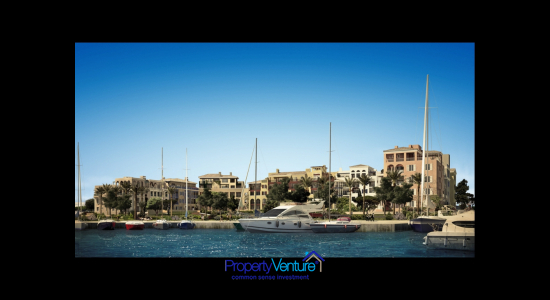 Marina Waterside Apartment Cyprus