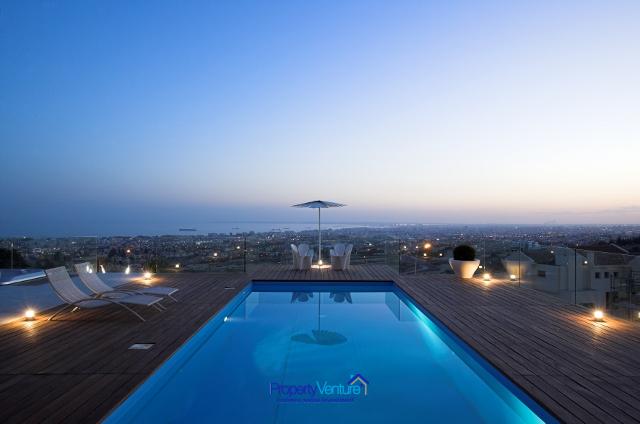 Buy Limassol seaview Villa