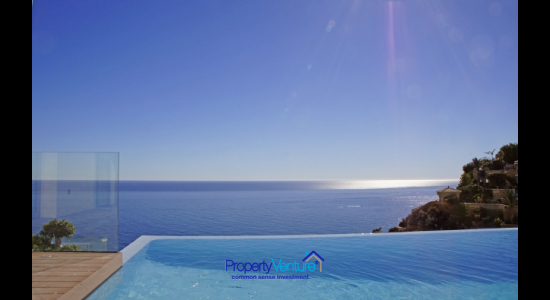 Buy Luxury Seaview Villa Benitachell