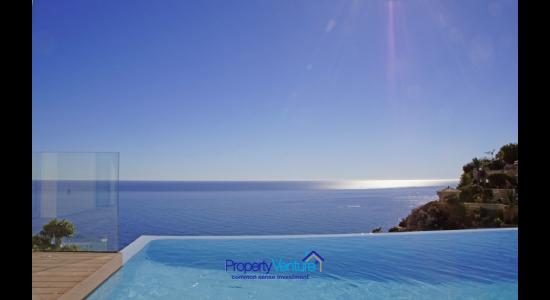 Buy Luxury Seaview Villa Benitachell