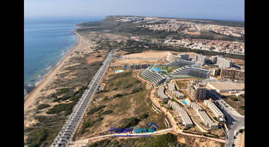 Beachside Alicante apartment Spain