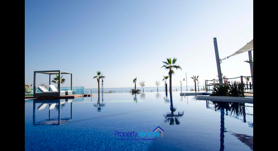 Buy seaview Med apartment Spain