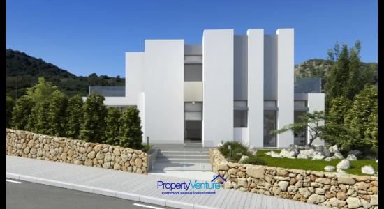 Buy Modern Mediterranean Costa Villa