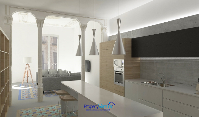 Buy elegant city-centre Barcelona apartment