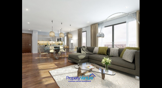 Investment apartment Manchester