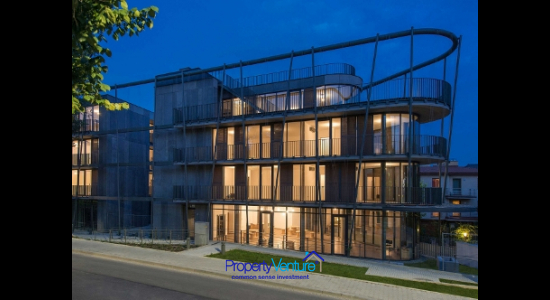 Buy modern central Krakow apartment
