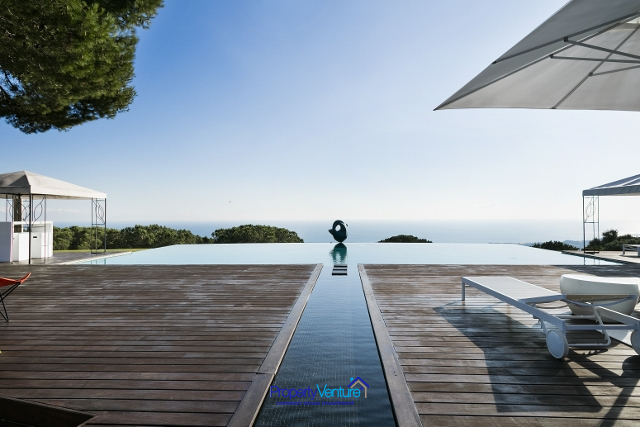 Dreamy Costa Brava coastal location