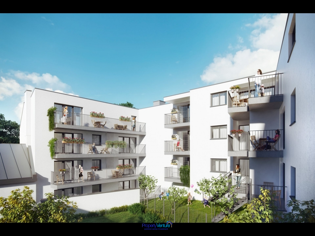New Build buy-to-let apartments Krakow