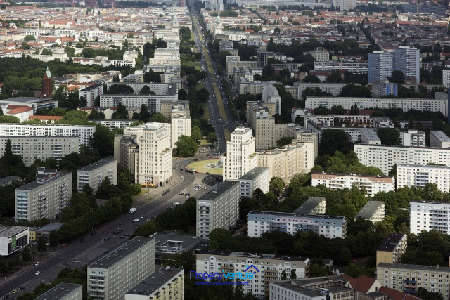 Central Berlin investment apartments