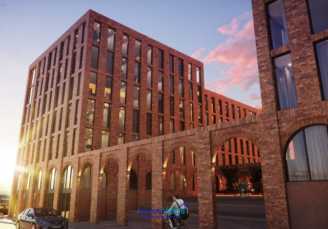 Baltic Triangle apartments