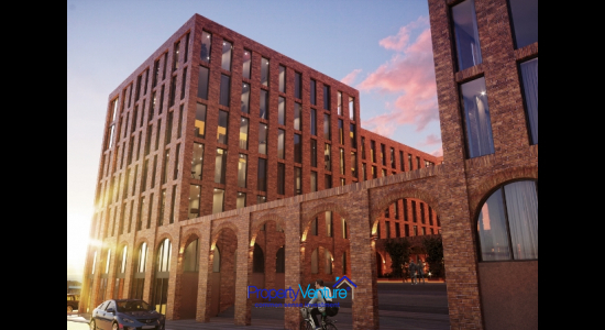 Invest in Liverpool Waterside Baltic apartment