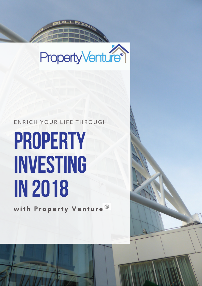 2018 Property Investment Guide cover