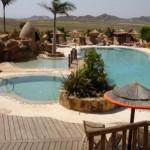 Spanish Homes, Spanish Communal Pool