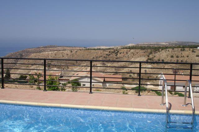 Pissouri villa near Limassol, Cyprus