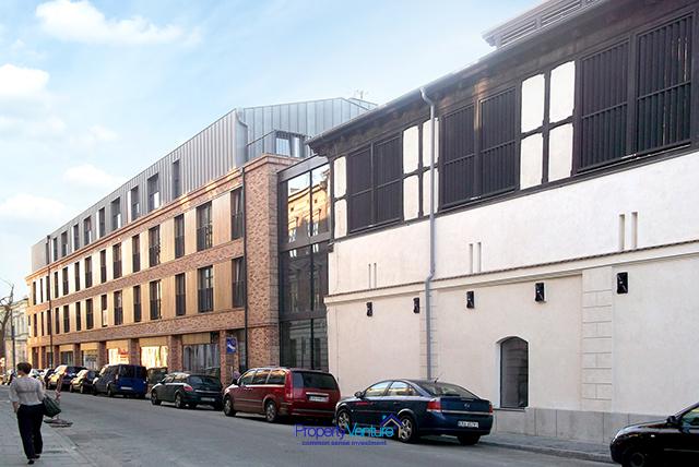 Buy Rynek Glowny apartment