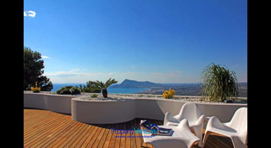Altea Seaview Luxury Apartment