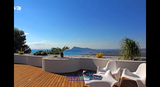 Altea Seaview Luxury Apartment