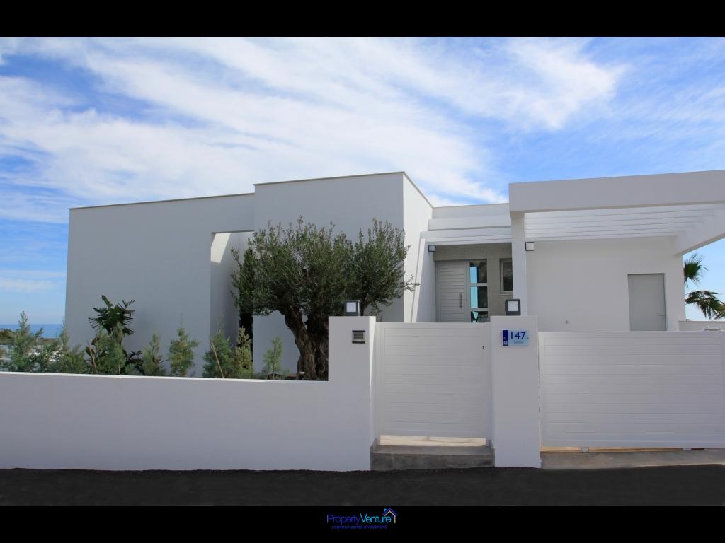Modern Spanish Villa