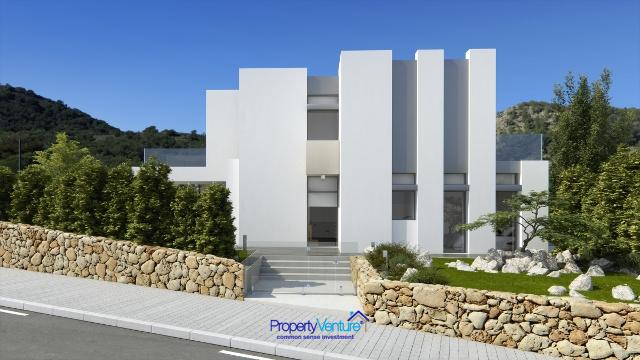 Buy modern Costa Calida Villa