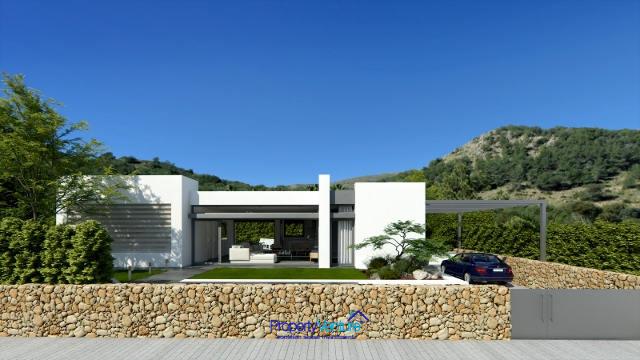 Buy modern Costa Holiday Home