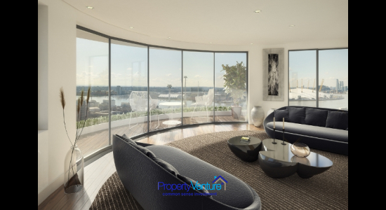 London Docklands Crossrail Property
