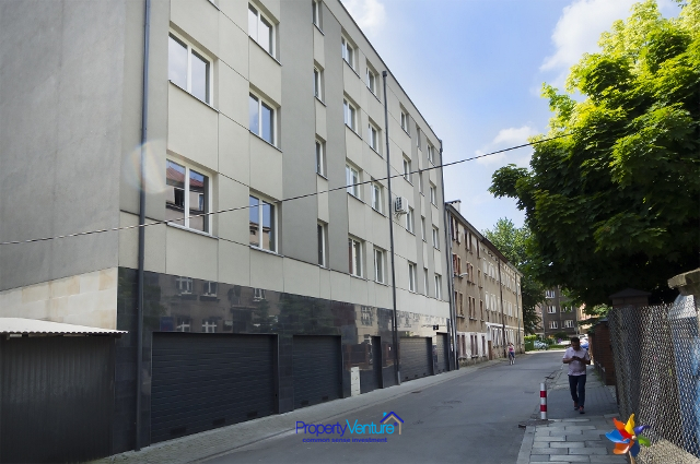 Historic building investment apartments in Krakow