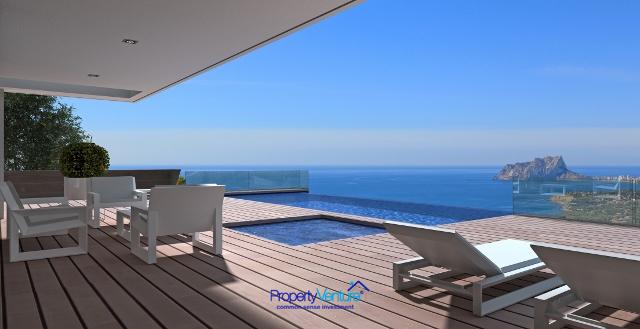 Buy a dreamy coastal villa in Spain