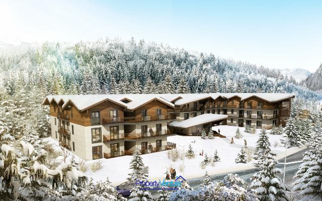Les Tines, Chamonix investment apartments