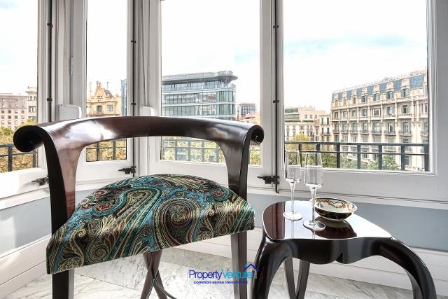 Elegantly refurbished property in Barcelona