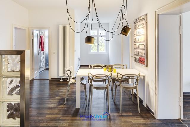 Illustration of Individual apartment interior