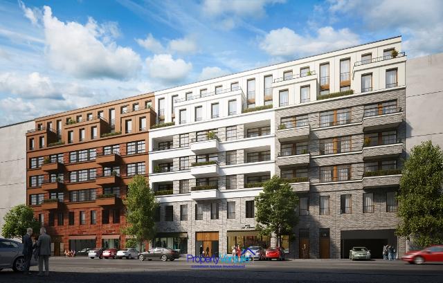 Invest in new build in Berlin Mitte
