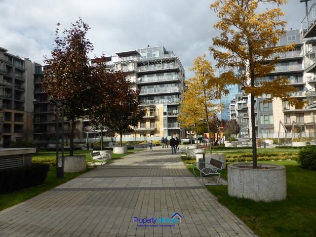Modern new build in Krakow
