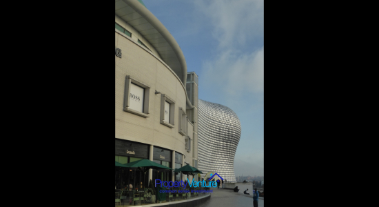 Birmingham City-centre investment