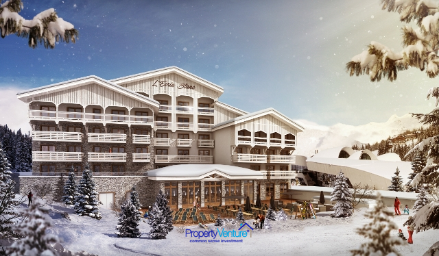 Courchevel fully-managed ski home