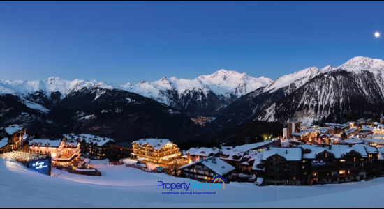 Courchevel Ski Investment apartments