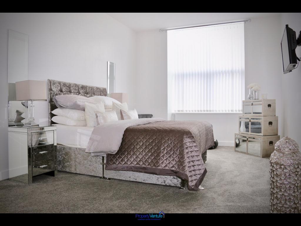 High standard apartment interiors