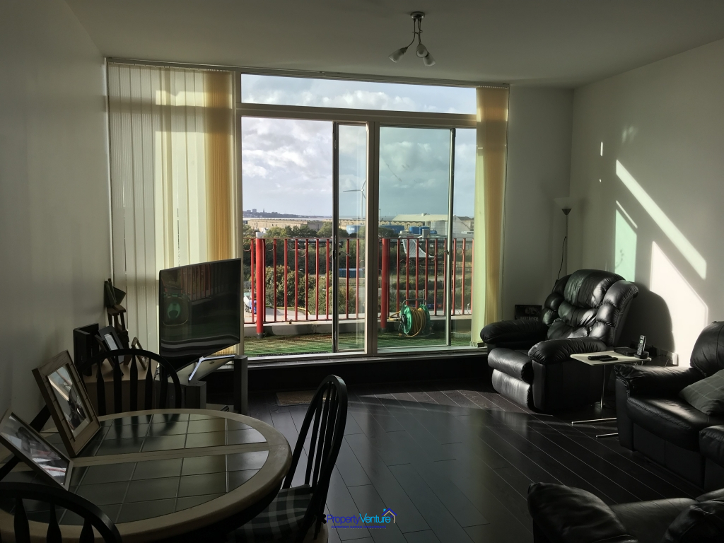 Waterside Expat investment apartment, Liverpool