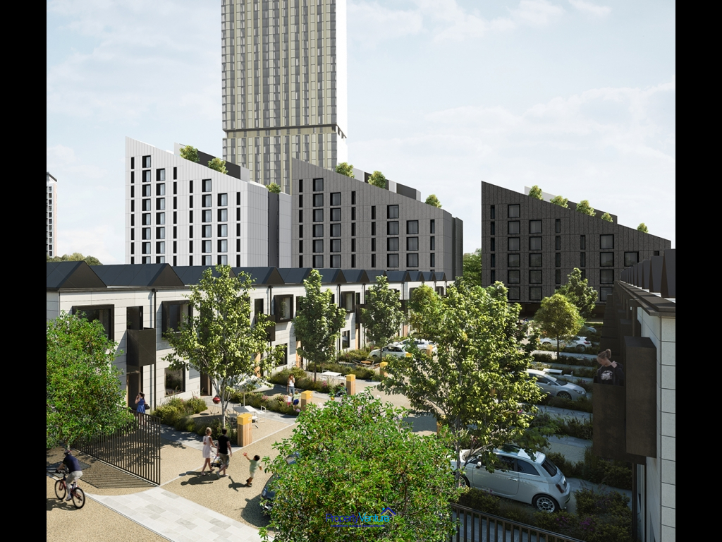 Manchester investment apartments