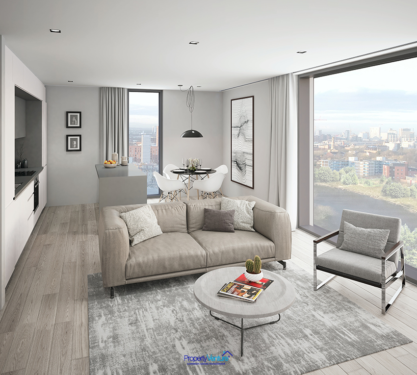 City 5-6% buy-to-let in Manchester