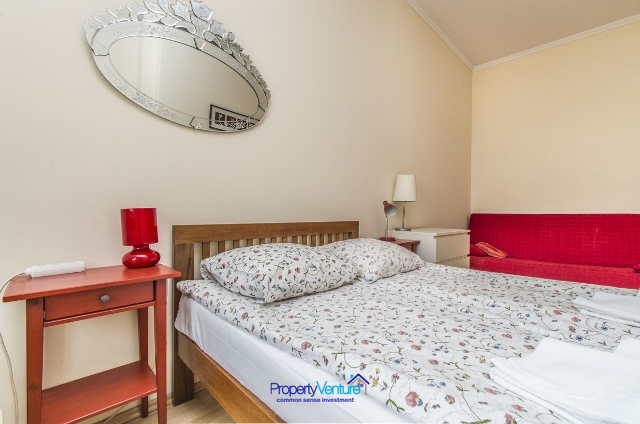 Central Cracow apartment to buy