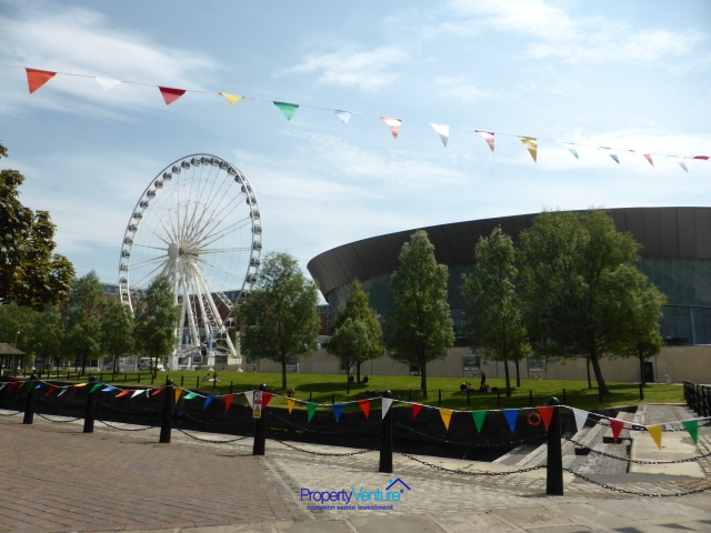 Liverpool Albert Dock walking distance