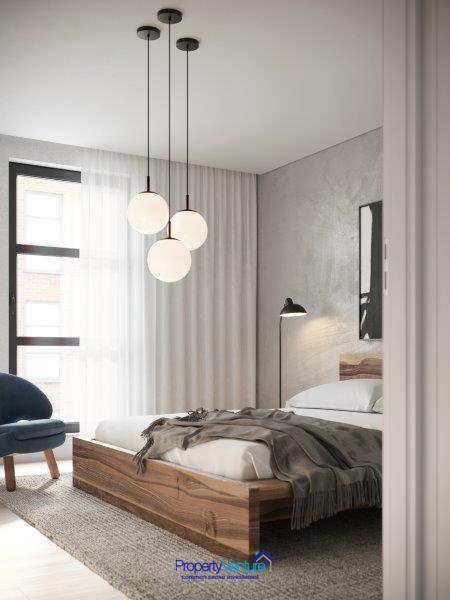 Birmingham Modern bedroom